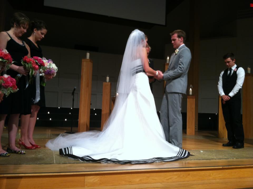 A Grand Wedding (2/6)