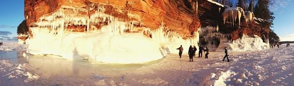 Apostle Islands Ice Caves (1/6)